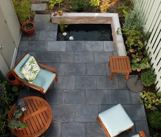 Miniteich Fur Den Balkon Ideen Bilder