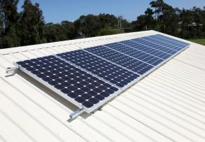 Mit Photovoltaik heizen