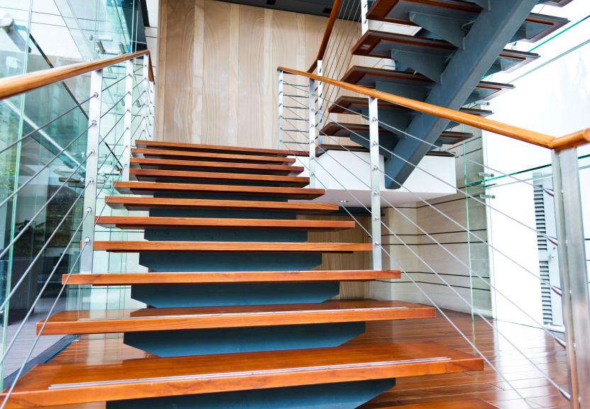 mittelholmtreppe selber bauen das sollten sie beachten. Black Bedroom Furniture Sets. Home Design Ideas