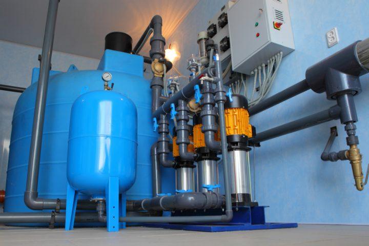 Modernisierungsverpflichtung für Kleinkläranlagen