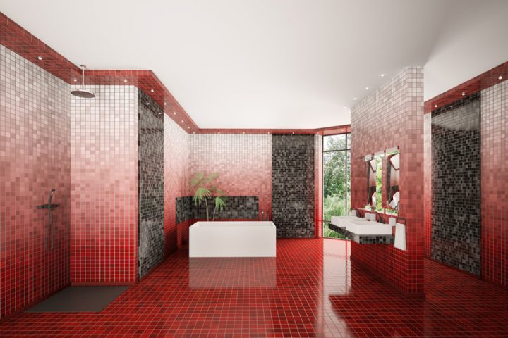 fliesen mosaik dusche. Black Bedroom Furniture Sets. Home Design Ideas