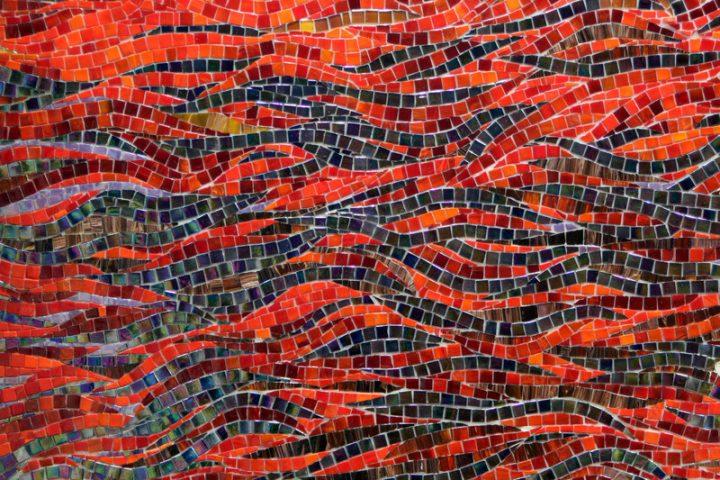 Mosaik Fliesen schneiden