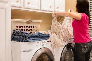 Gekaufte Bettwäsche Erstwäsche