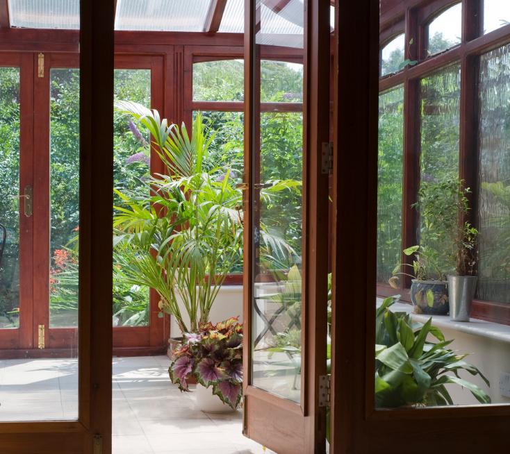 moderne holzfenster neue holzarten