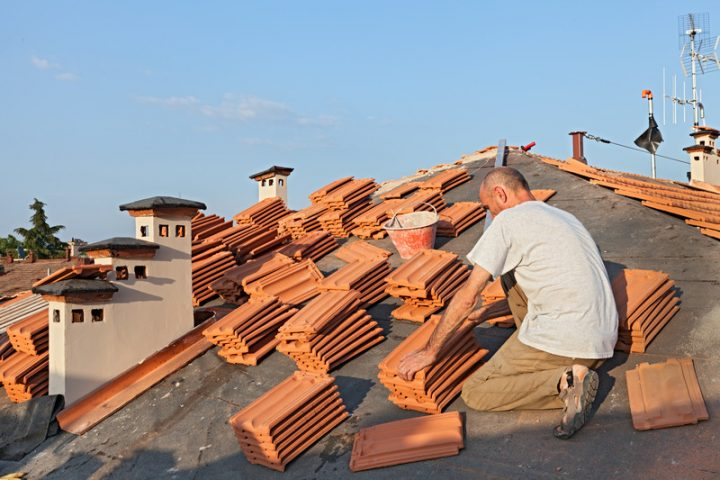 Neues Dach Kosten