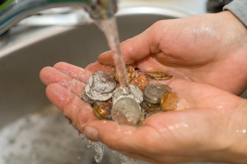 Begehbare Dusche Abfluss Verstopft : Badezimmer Heizung Reinigen  Nickel reinigen » So wird es wieder