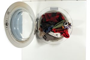 Notentleerung Waschmaschine