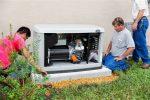 Notstromaggregat für Einfamilienhaus