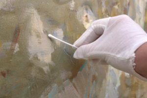 Ölbild restaurieren