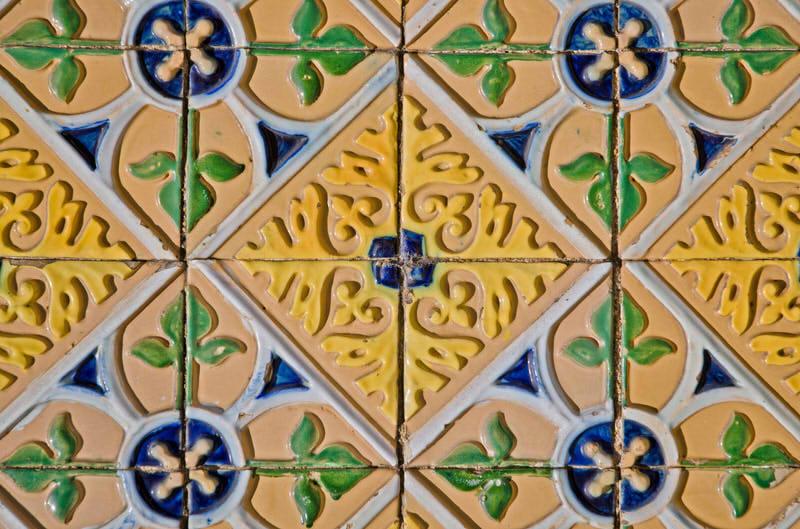 marokkanische fliesen tipps f r den kauf. Black Bedroom Furniture Sets. Home Design Ideas