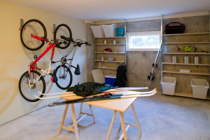 PVC Garagenboden