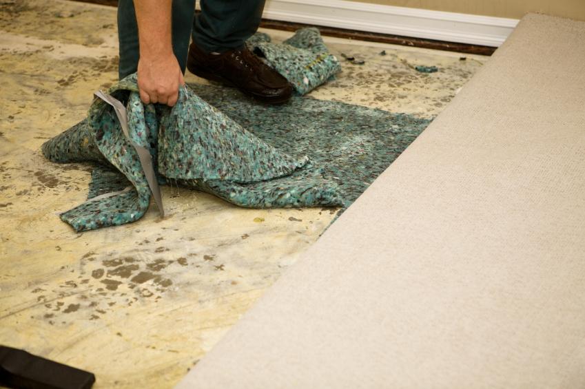PVC auf Teppich verlegen » Eine gute Idee?