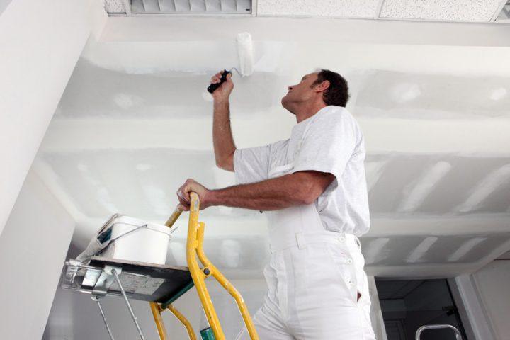 Gut bekannt Paneele sauber streichen » Anleitung in 3 Schritten OA01