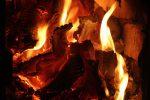 Pappkarton verbrennen