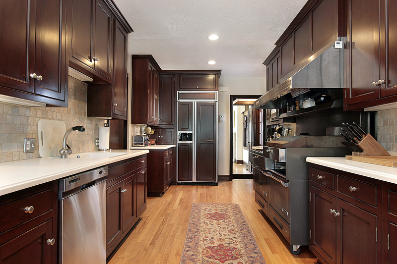 Small U Shaped Kitchen Images