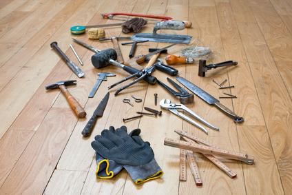 Fußboden Verlegen Werkzeug ~ Parkett selbst verlegen anleitung in schritten zum neuen boden