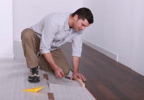parkett verlegen anleitung in 4 schritten. Black Bedroom Furniture Sets. Home Design Ideas
