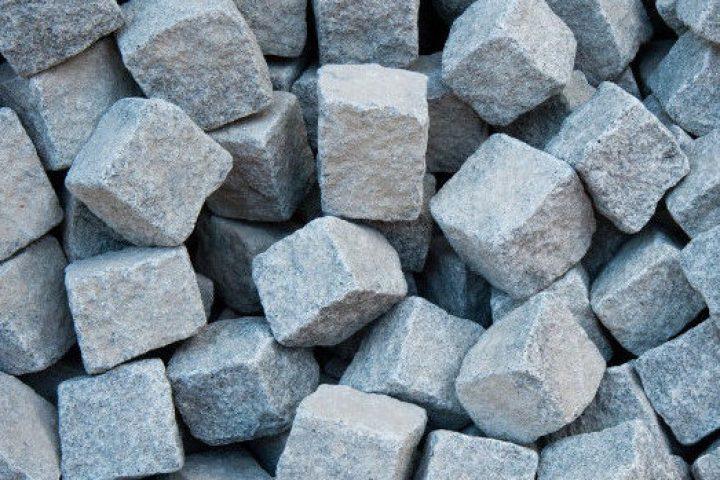 Pflastersteine aus Polen