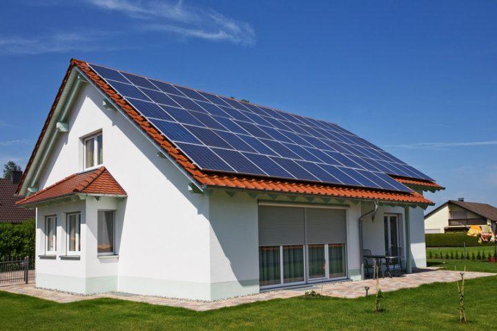 Photovoltaik Dachziegel