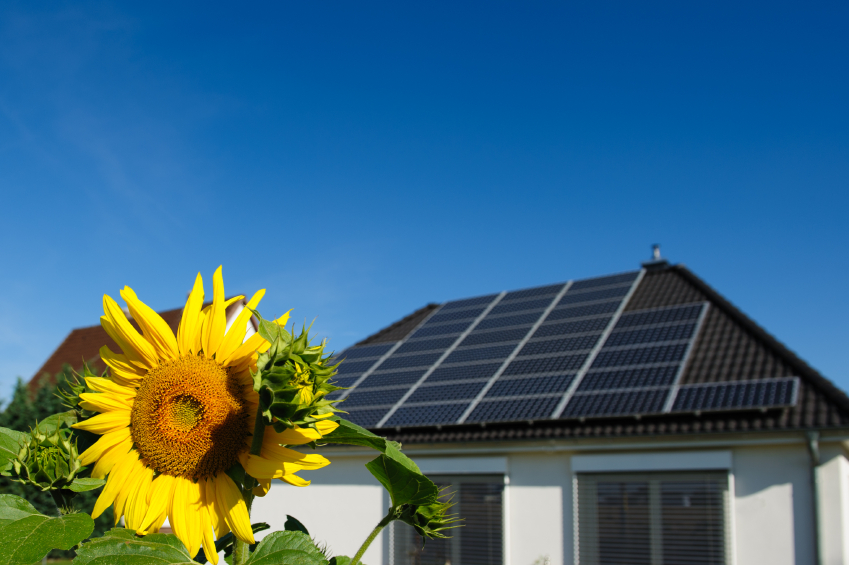 photovoltaik anlage beim einfamilienhaus vor nachteile. Black Bedroom Furniture Sets. Home Design Ideas