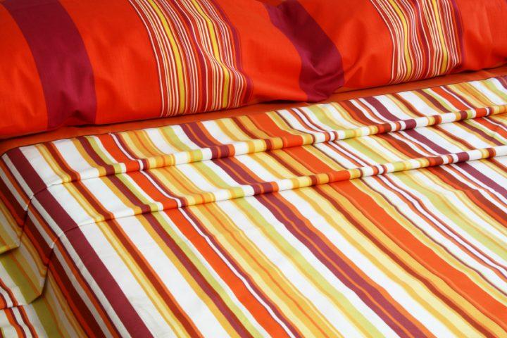 Bettwäsche aus Polyester