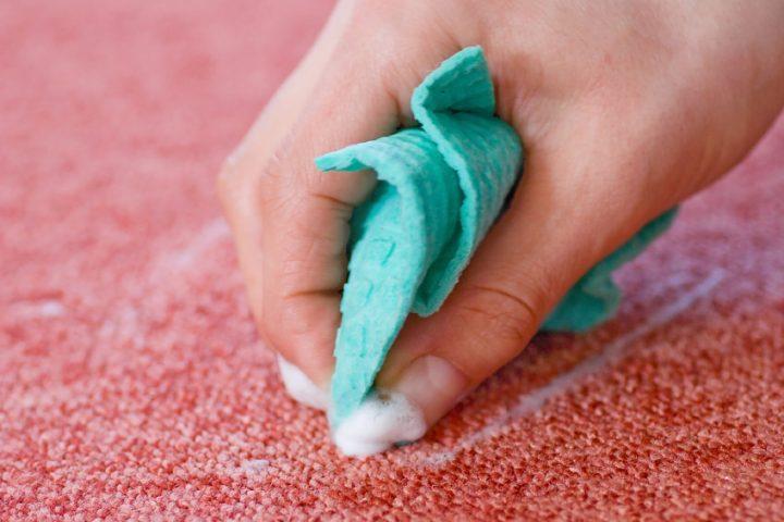 Polypropylen Teppich Reinigung