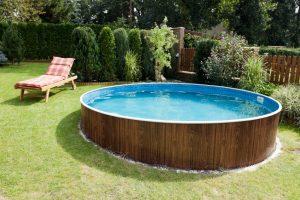 Pool Holzverkleidung selber bauen