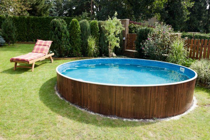 Gut gemocht Holzverkleidung für den Pool selber bauen » Ideen & Tipps WR79