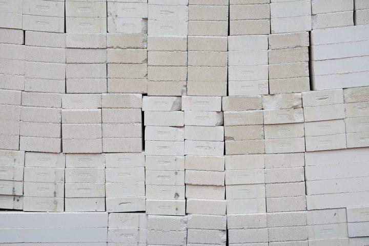 Poroton oder Kalksandstein