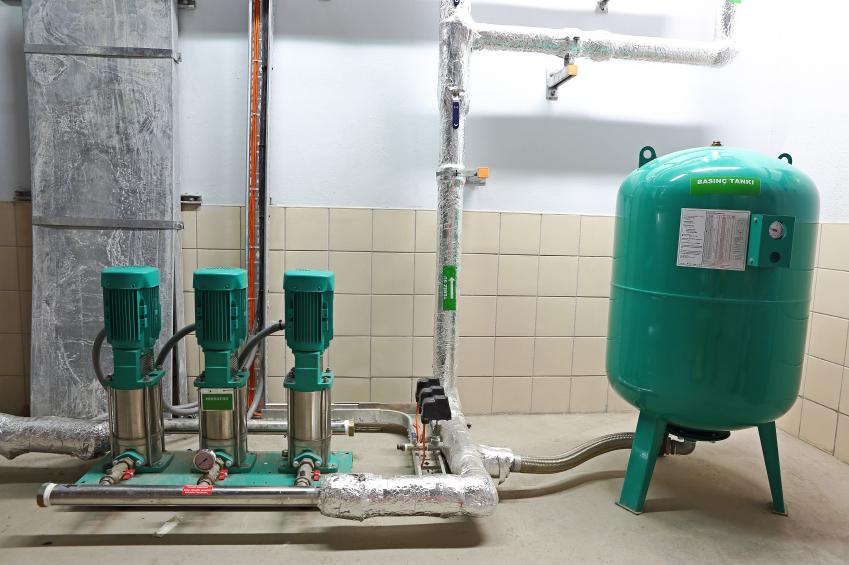 hauswasserwerk zieht kein wasser » was tun? ~ Kaffeemaschine Zieht Kein Wasser