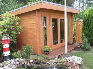 Baugenehmigung für ein Gartenhaus in NRW