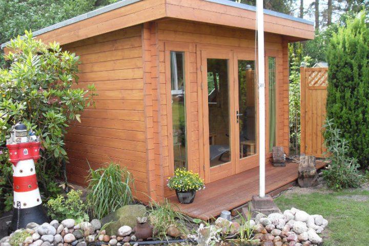 Gartenhaus Baugenehmigung in NRW   Wird sie benötigt oder nicht?