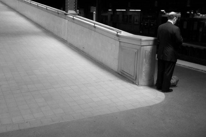 Rampe statt Treppe