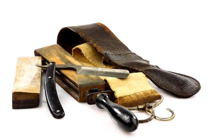 Favorit Rasiermesser schärfen lassen » Wo geht das & was kostet's? NQ31