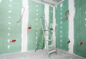 rigips auf fliesen kleben fachgerechte anleitung. Black Bedroom Furniture Sets. Home Design Ideas