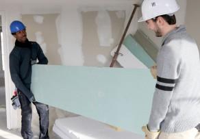 rigips verarbeiten tipps und anleitungen. Black Bedroom Furniture Sets. Home Design Ideas
