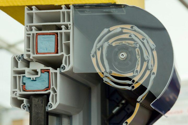 Rolladenmotor ausbauen