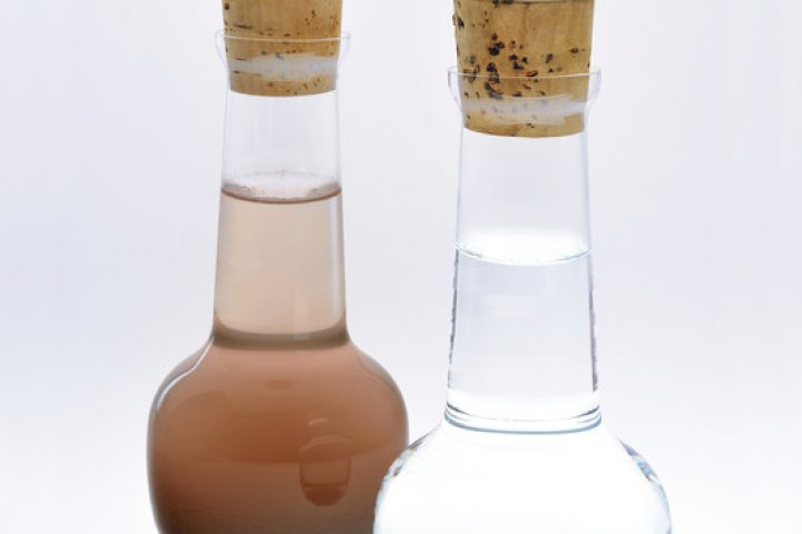 Rost im Trinkwasser