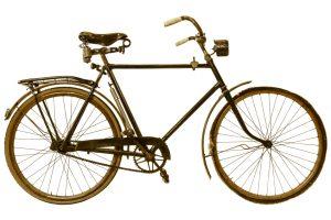 Rostentferner Fahrrad