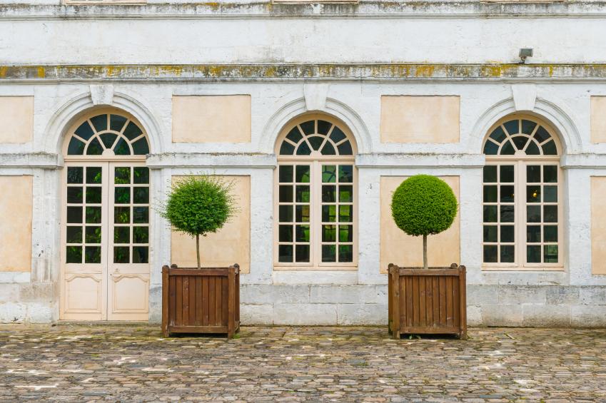 Gardinen für Rundbogenfenster » Ideen & Möglichkeiten
