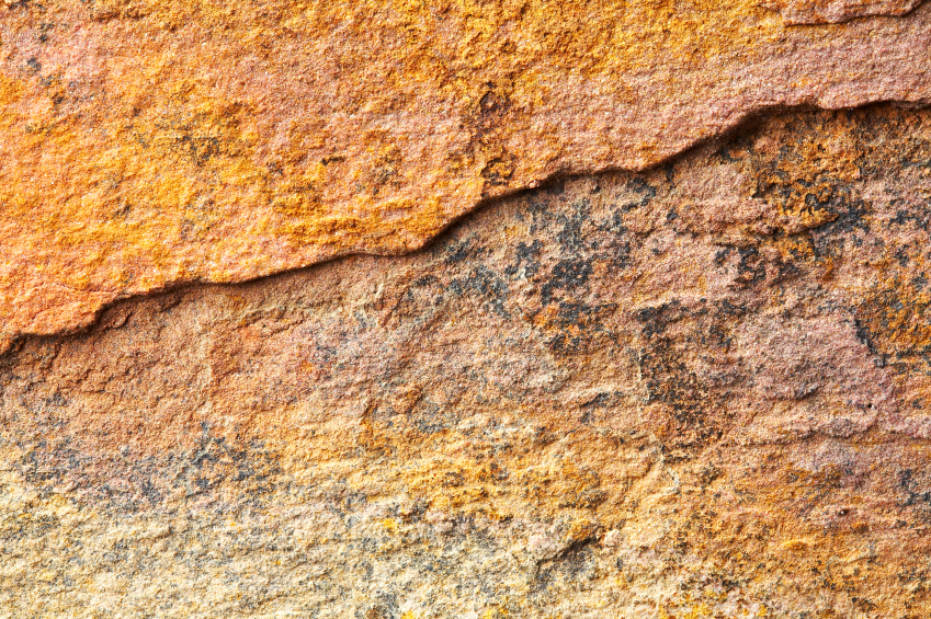 Dichte Sandstein