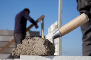 Sandstein welcher Mörtel