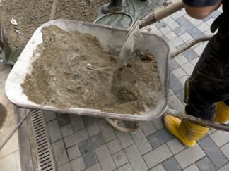 Sandsteinmörtel: die bessere Alternative