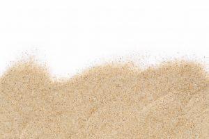 Sandstrahlen Körnung