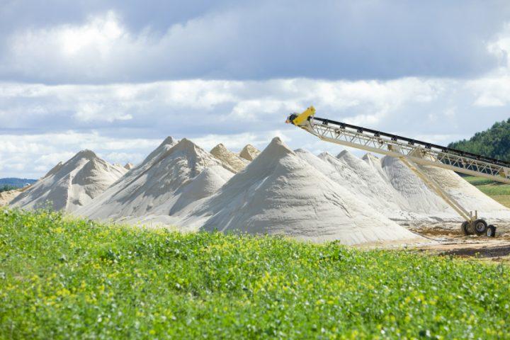 Relativ Sandstrahlen » Welcher Sand eignet sich dafür? YA37