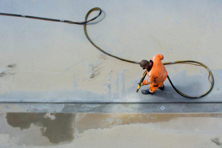 Sandstrahlen die wichtigsten Techniken im Überblick