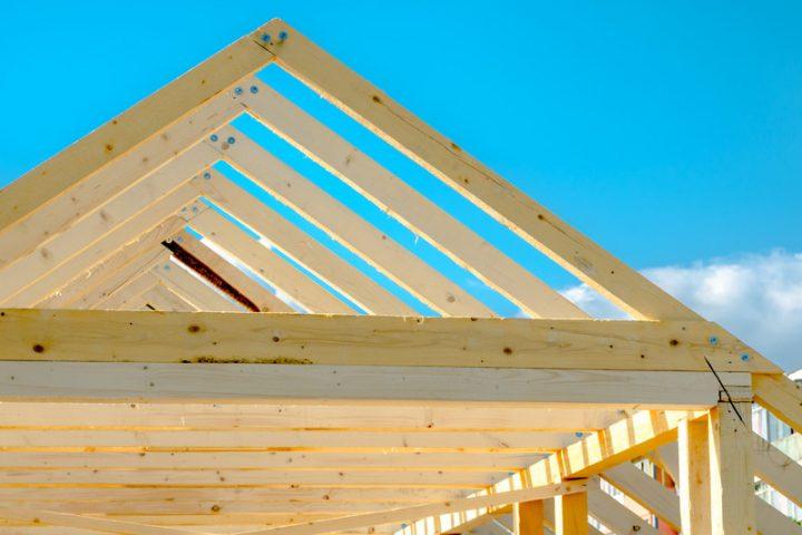 Satteldach selber bauen