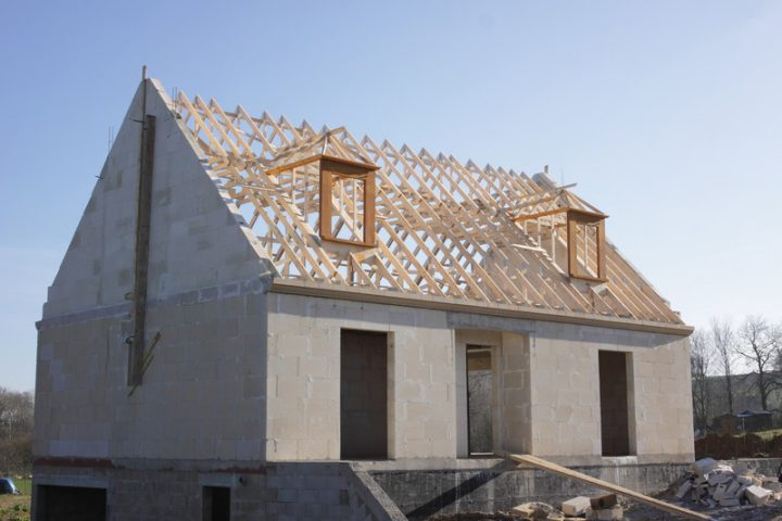 Satteldachformen