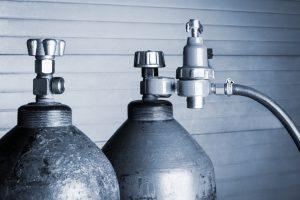 Sauerstoffflaschen umtauschen