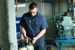 Sauerstoffflaschen TÜV überprüfen